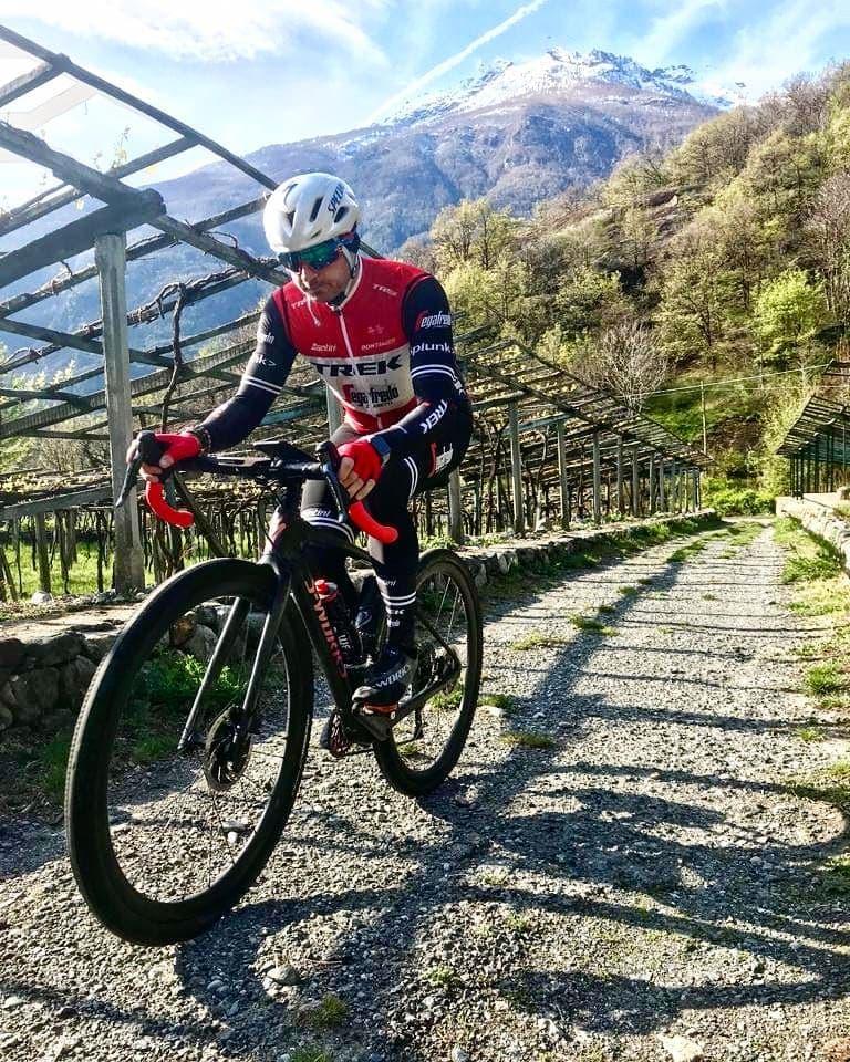 Aosta Valley bike